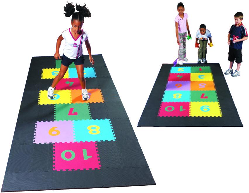 Jeux Sportifs En Maternelle