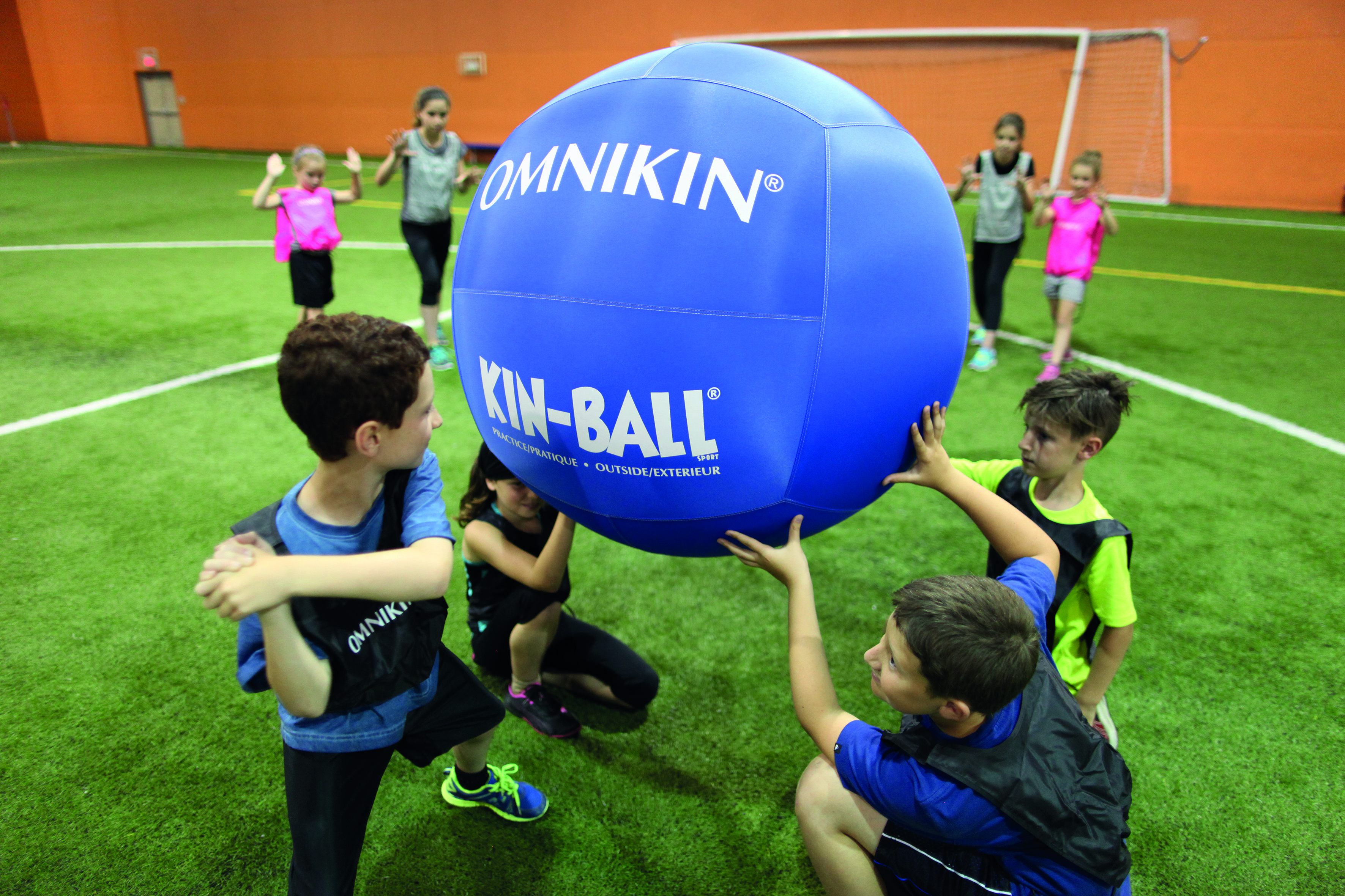 Sports Collectifs Originaux Et Jeux De Balle